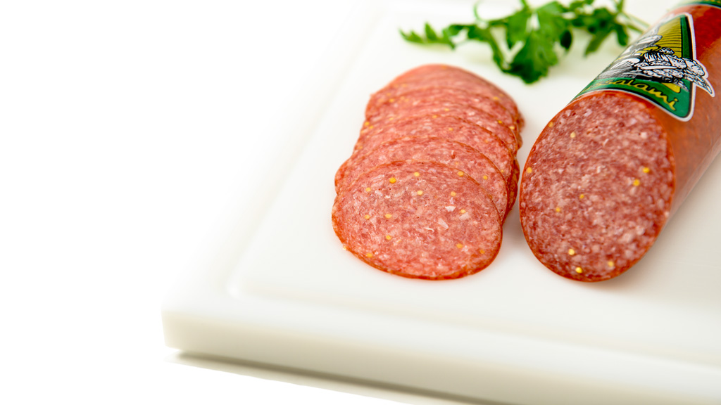 welchen darm für salami