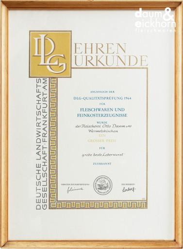 Daum und Eickhorn - Preis der Besten 1964